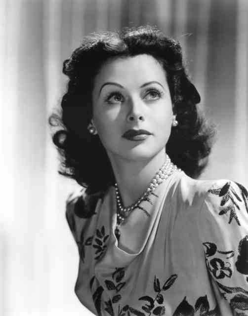 Hedy Lamarr Photos most beautifully Hollywood's Actresses Ever #5