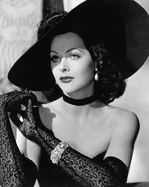 Hedy Lamarr most beautifully Hollywood's Actresses Ever