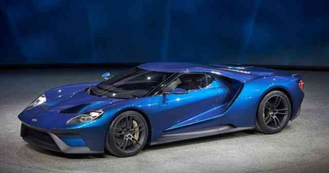 Horse Power FORD GT 2016 Photos – Wallpapers