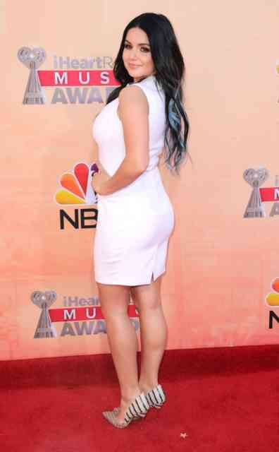 IHeartRadio Ariel Winter 2015 American Actress-Singer Photos