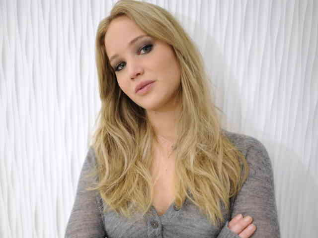 Jennifer Lawrence Most Paid Hollywood Actress 2015 Wallpaper