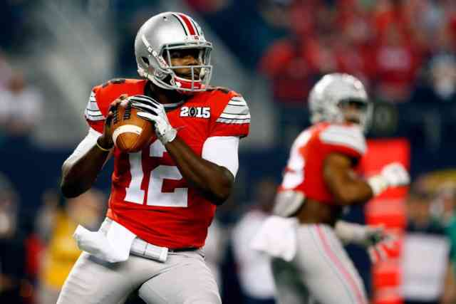 Launch Cardale Jones Photos FootBall Player