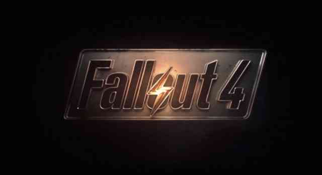 Logo Fallout 4 Photos