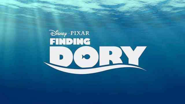 Logo Finding Dory Disney Movie Photos