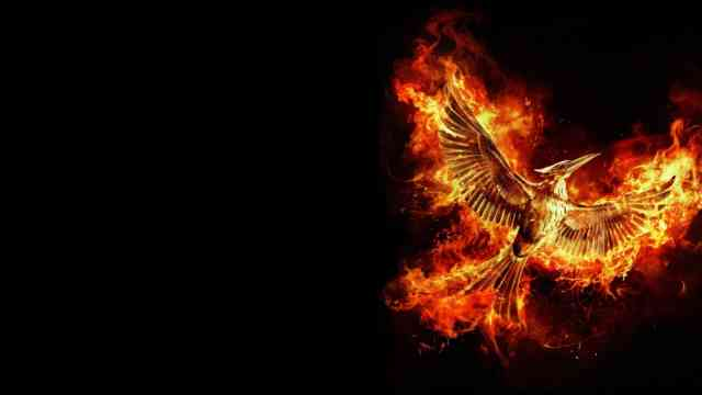 Logo The Hunger Games Mockingjay Part 2