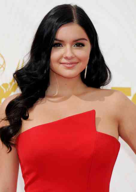 Los Angeles Ariel Winter 2015 American Actress-Singer Photos