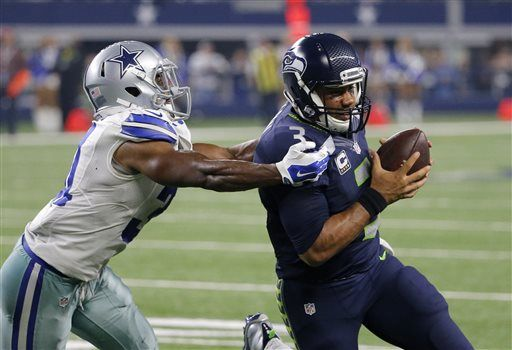 NEWS Seahawks beat Cowboys 13-12 Photos
