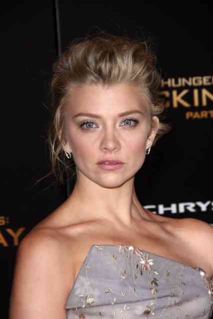 Natalie Dormer Premiere The Hunger Games Mockingjay Part 2