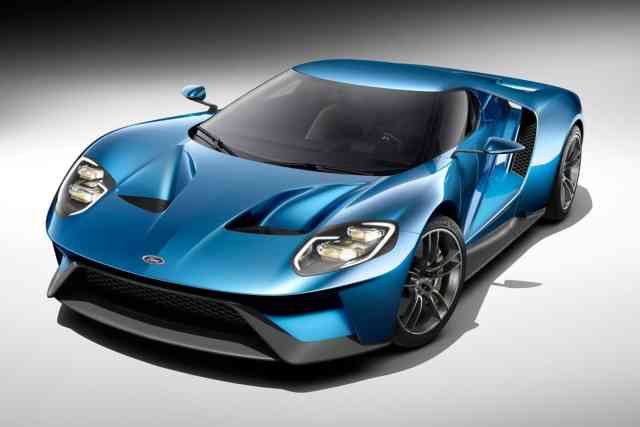 New FORD GT 2016 Photos - Wallpapers
