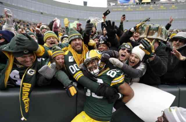 Photos Green Bay Packers BIG TROUBLE 2015
