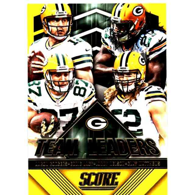 Poster Green Bay Packers BIG TROUBLE 2015