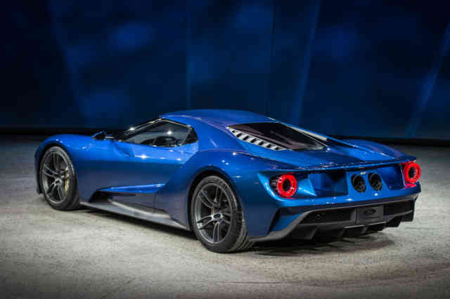Print FORD GT 2016 Photos - Wallpapers