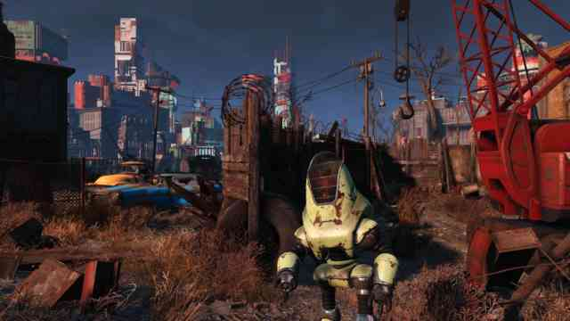 Real Fallout 4 Trailer Photos