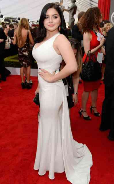 Sag Awards Ariel Winter 2015 American Actress-Singer Photos