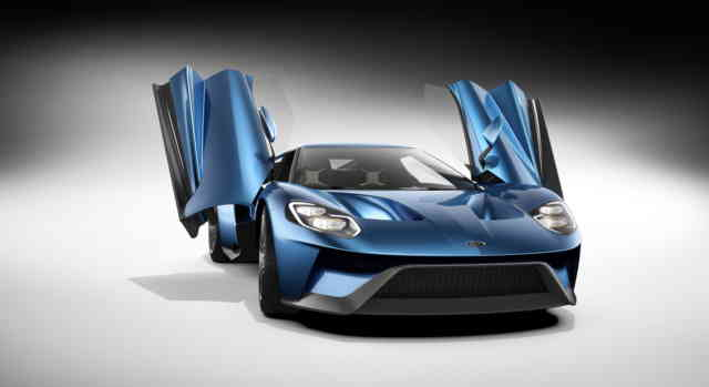Screenshot FORD GT 2016 Photos - Wallpapers