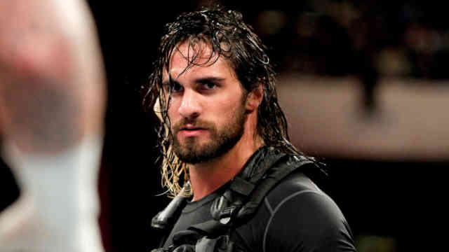 Seth Rollins WWE Pictures