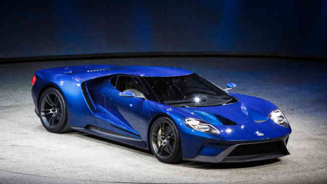 Show New FORD GT 2016 Photos - Wallpapers