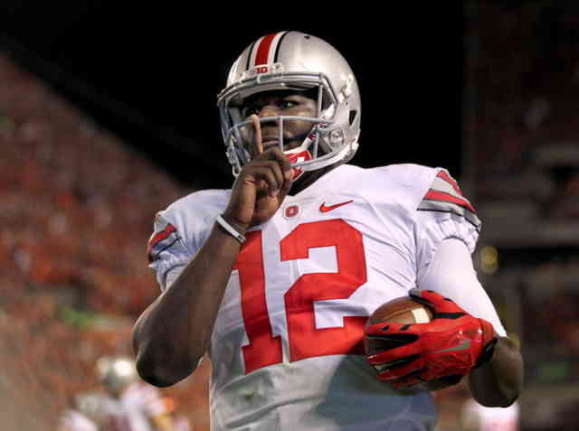 Shut Cardale Jones Photos FootBall Player