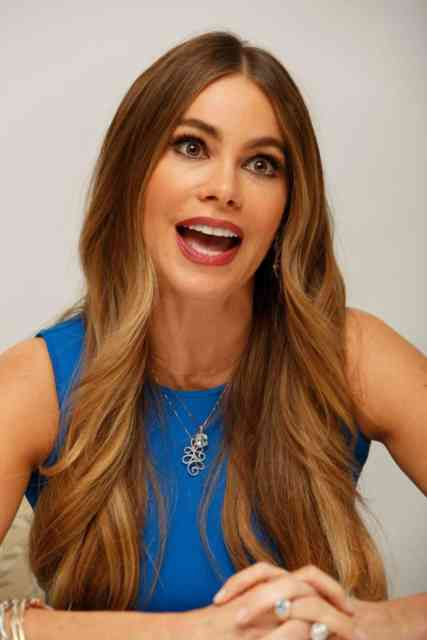 Sofia Vergara Funny Photos