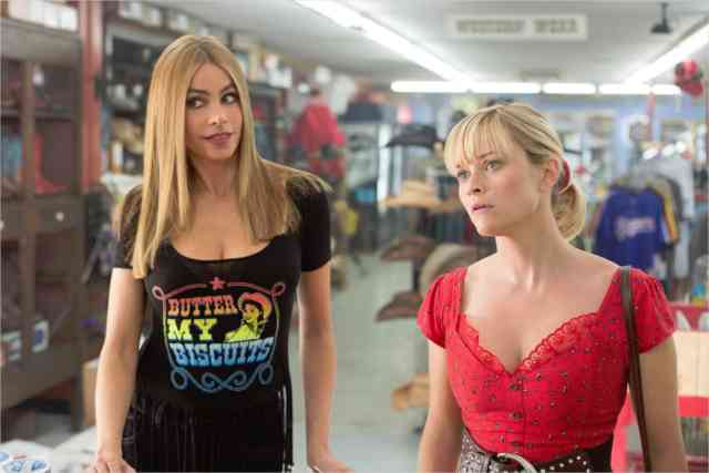 Sofia Vergara $ Reese Witherspoon Movie Scene