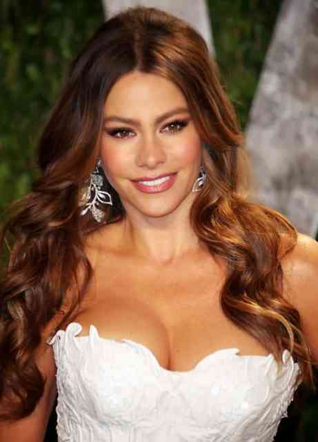Sofia Vergara Wedding Photoshoot