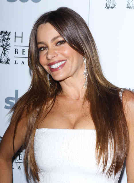 Sofia Vergara at Bellagio Party
