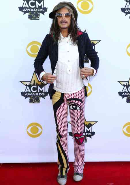 Steven Tyler CMA Music Awards - Country Music