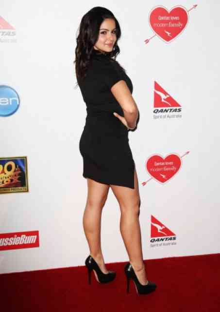 Sydney Ariel Winter 2015 Photos