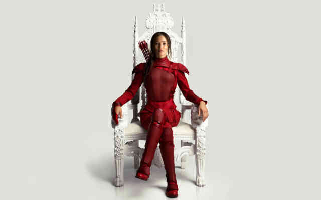 The Hunger Games Mockingjay Part 2 Photos