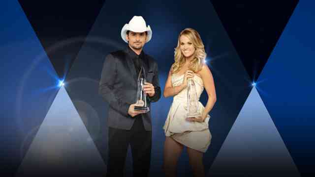 Winners CMA Music Awards - Country Music