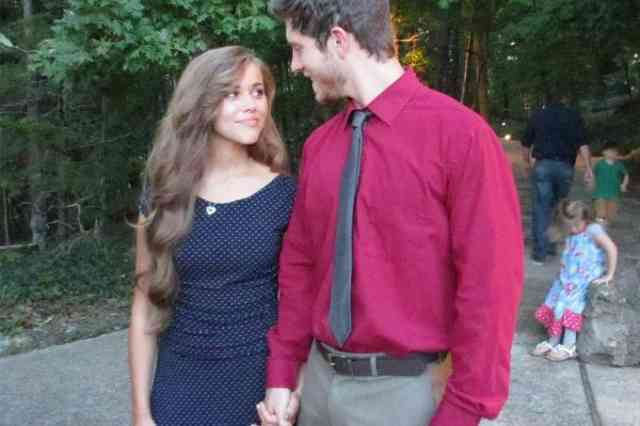 Young Couple with Jessa Duggar Images