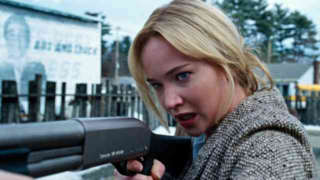 Action Movie Jennifer Lawrence JOY Movie 2015