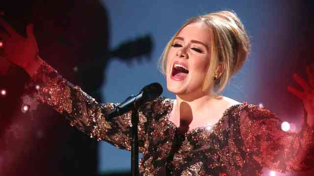 Adele : Live in New York City Images