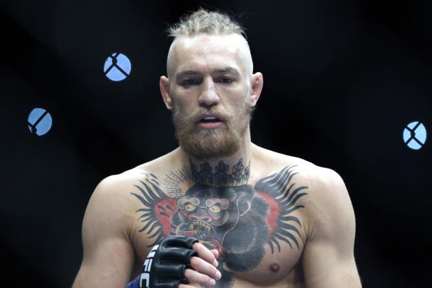 Big Combat UFC 194 : Conor McGregor KOs Jose Aldo 13 seconds Images