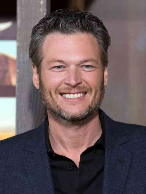 Blake Shelton Image of The Ridiculous 6