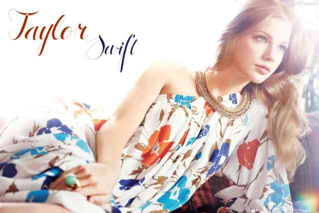Cover Taylor Swift 2015 HD Wallpapers