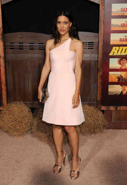Hot Julia Jones Character Photo of The Ridiculous 6