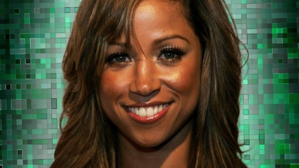 Hot Stacey Dash Suspended on FOX Photos