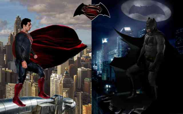 Justice Batman vs Superman Movie Trailer