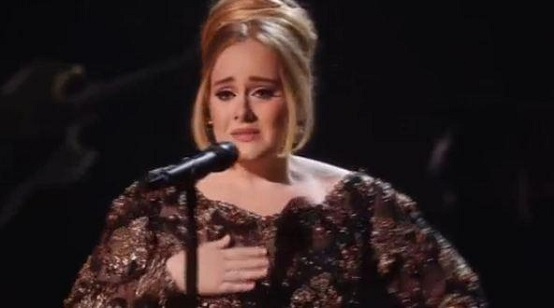 Live Adele : NBC Concert Live in New York City Images