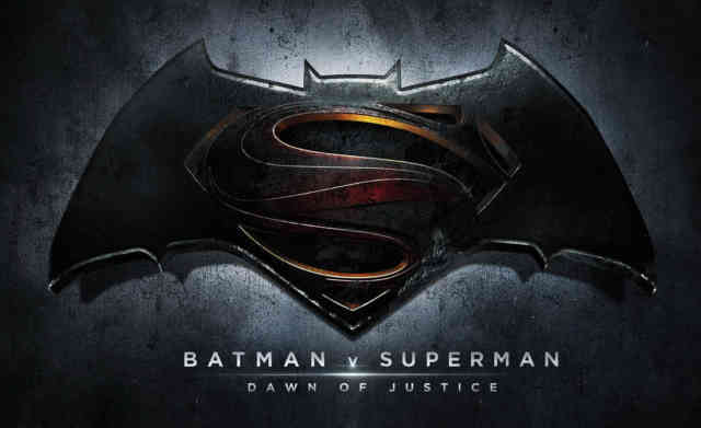 Logo Batman vs Superman Movie Trailer
