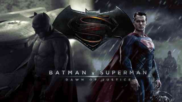 Official Batman vs Superman: Dawn of Justice Movie Trailer