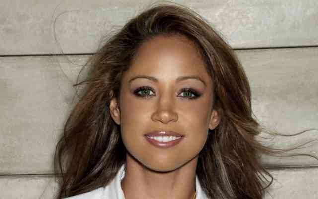 Portrait Stacey Dash Suspended on FOX Photos