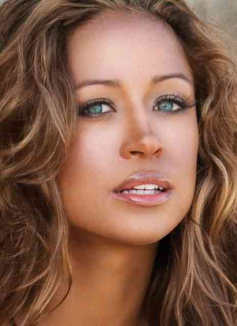 Sublime Stacey Dash Suspended on FOX Photos