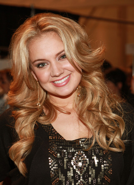 Disney Star Tiffany Thornton Actress Backstage