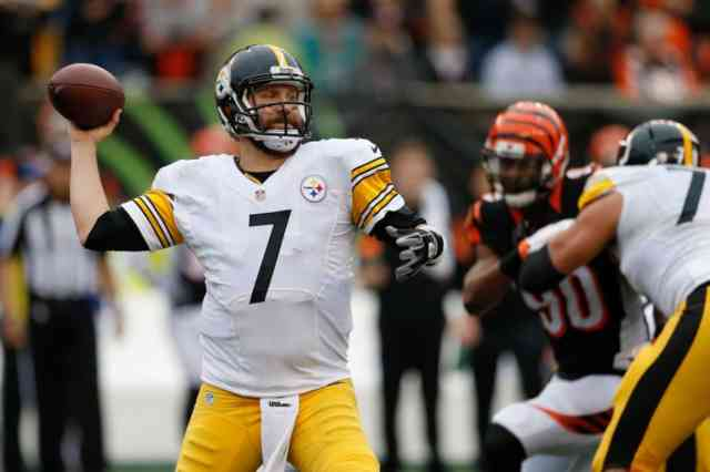 Winner: Steelers Win 33-20 over Bengals IMAGES