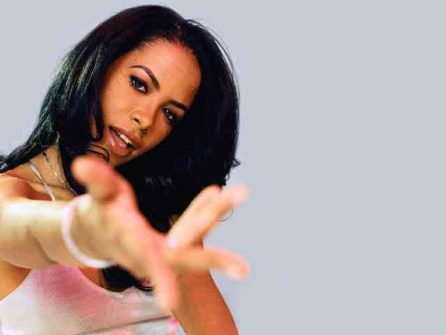 Aaliyah 37th Birthday Photos