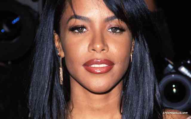 Aaliyah Happy 37th Birthday Photos