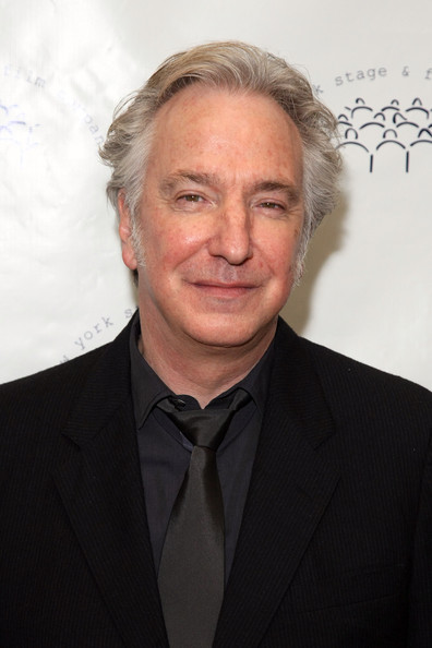 Alan Rickman is Dead | Character