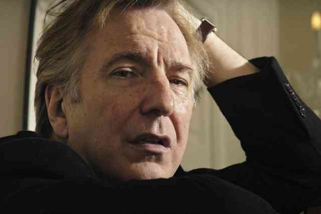 Alan Rickman is Dead | Images